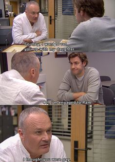 creed and jim