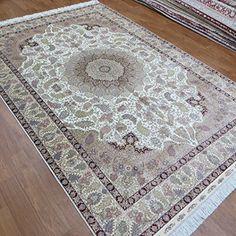 Camel Carpet Chinese Hand Knotted Silk Rug 6'x9' Camel Ca... http://www.amazon.com/dp/B00X50SXOM/ref=cm_sw_r_pi_dp_bFcixb0YGW3PP