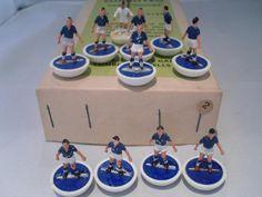 Subbuteo Table Football, Football Players, Rugby, Soccer, Retro, Fun, Soccer Players, Futbol, European Football