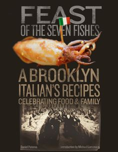 'Feast of the Seven Fishes' Cookbook Celebrates Family Traditions and Brooklyn Italian Cuisine - Everything Zoomer Baked Spaghetti Pie, Pasta Pie, Seven Fishes, Seasoned Bread Crumbs, Food Test, New Cookbooks, Feeding A Crowd, The Seven, Family Traditions
