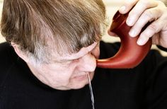 Per coloro che desiderano seguire il percorso terapeutico mediante tecniche naturali come il Jala Neti, oltre alle comuni neti pot presenti in commercio esistono numerosi strumenti per l'irrigazione nasale.