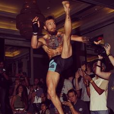 Originally posted by Conor McGregor on Sqor Sports. Conor Mcgregor Body, Connor Macgregor, Ufc 189, Notorious Mcgregor, Ufc Boxing, Ultimate Fighting Championship, Martial Artist, Body Motivation, Human Anatomy
