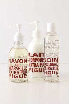 I LOVE Savon De Marseille products!