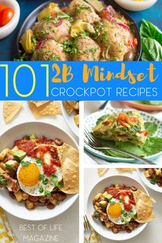 These Mindset Crock Pot recipes are fully adjustable and easy to . - These Mindset Crock Pot recipes are fully adjustable and easy to … – Food! Healthy Crockpot Recipes, Slow Cooker Recipes, Crockpot Meals, Freezer Meals, Curry 3, Quinoa, Smoothies, Delicious Dinner Recipes, Lunch Recipes