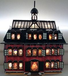 National Lampoon Griswold_CHRISTMAS VACATION_Advent House Xmas CALENDAR_Griswald