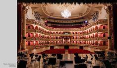Teatro filarmonico, Verona - Photographe Gilles Alonso