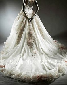 Worlds Most Expensive Wedding Gown Expenses Planner Dresses With Flowers