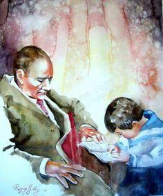 Turkish Artist Rezzan Yildiz