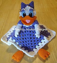 Another Ducky Duo Of Loveys… $4.25