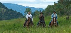 Tod Mountain Ranch, British Columbia, Canada