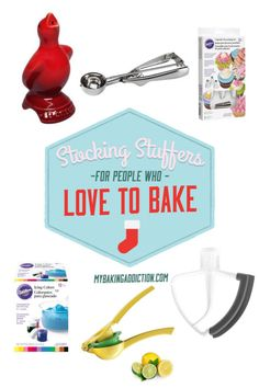 Stocking Stuffers for People Who Love to Bake