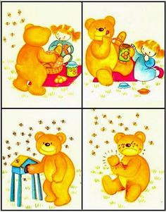 Sequencing Pictures, Story Sequencing, Sequencing Activities, Toddler Songs With Actions, Songs For Toddlers, Teddy Bear Day, Album, Learning Resources, Summer Activities