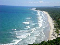 Ilhéus praia.