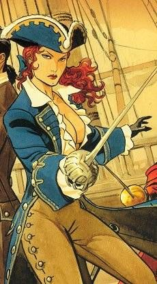 Enrico Marini screenshots, images and pictures - Comic Vine Pirate Art, Pirate Woman, Pirate Life, Lady Pirate, Comic Art Girls, Comics Girls, Comic Book Artists, Comic Artist, Fantasy Warrior