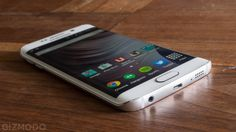 Samsung Galaxy S6 Edge: A Quirk That Doesn't Really Work