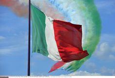 Giro d'Italia 2014 - Stage 21 - Tri-Colori flyover!