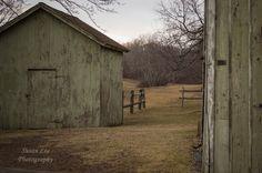 The barns at The Islip Grange. Sayville, NY