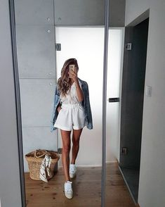 Pretty Summer Dress Total Looks You Will Fall In Love With; One-piece Dress; Pretty Summer Dresses, Summer Dresses For Women, Dress Summer, Fashion Blogger Style, Look Fashion, Spring Summer Fashion, Spring Outfits, One Piece Dress, Fashion Dresses