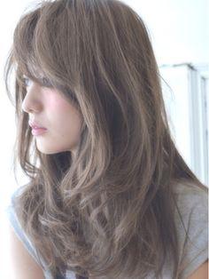 CARE shinsaibashi 【ケア シンサイバシ】 【CARE】ゆるカールアッシュグレー
