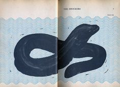 Fishes Dangerous to Man, 1969 | Illustrations by Willi Baum and Jane Teiko Oka