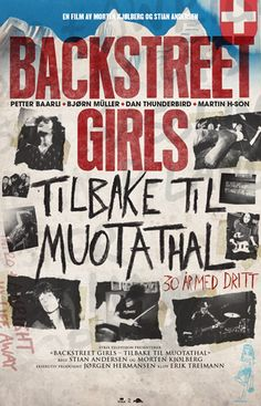 Backstreet Girls | Concorde