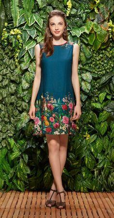 mira que lindos vestidos #dress #outfitinspiration #colorfull de antixstore