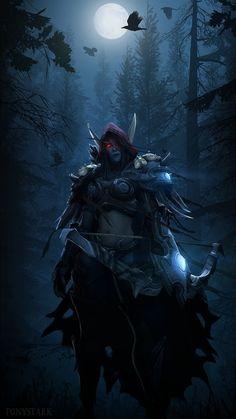 * Dark  Elf