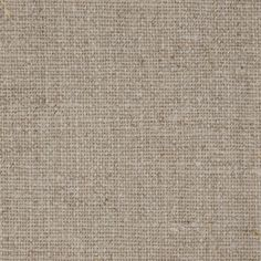 Linen textured wallpaper in Metis via Holland & Sherry