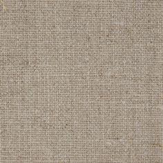 Linen textured wallpaper in Metis via Holland & Sherry