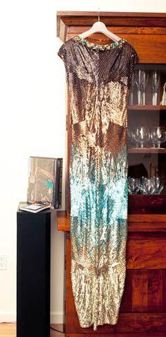 Sequin Dresses <3