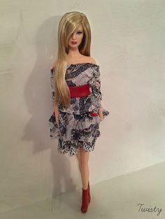 Barbie Basics 2.5 Louboutin