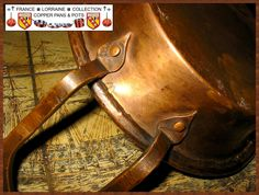 French Copper Tourtière, beautiful handmade work part 11