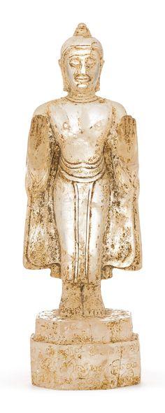 Standing Buddha, Thai Art, Buddhist Art, Im Not Perfect, Statue, Rock, Crystals, Image, I'm Not Perfect