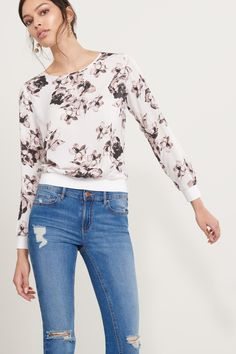 Because standing out is your thing Bomber Blouse with Back Cutout