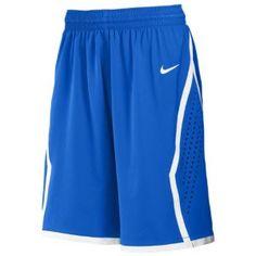 """Nike Hyper Elite 10.25"""" Short - Women's - Basketball - Clothing - Dark…"""