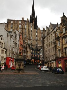 Medieval, Edinburgh, Scotland  photo via fabulous