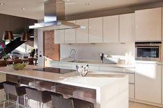 Construcción de una Casa de Diseño arquitecturaydiseño.blogspot.com