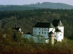 Schloss Burgk, Thüringen