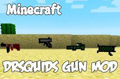 DrSquids Gun Mod 1.12.2/1.11.2 Download