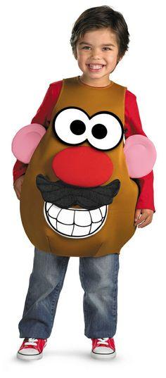 potato head deluxe toddler halloween costume deals on disguise costumes hasbro potato vintage coupons