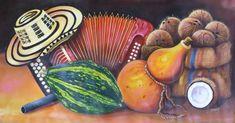 Resultado de imagen para pinturras de diomedes diaz Diy Painting, Fine Art, Projects, Color, Bella, Diana, Art Ideas, Craft, Geometric Painting