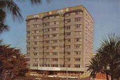 Four Seasons Hotel, Gillespie St, Dbn Kwazulu Natal, Those Were The Days, Four Seasons Hotel, East Coast, South Africa, Nostalgia, Road Trip, City, Hibiscus