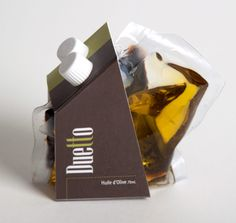 PACKAGING | UQAM: Duetto | Milagros Maria Bouroncle Rodriguez