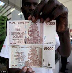 L'hyperinflation au Zimbabwe de 2007-2008 en images - Apses avec en prime un cairn naturel (castle-koljé)