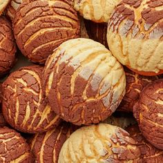 Rick Martinez wants to know: Why have a chocolate- or vanilla-flavored concha when you can have both in this New York–inspired twist on the classic Mexican sweet bread?