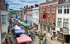 The UK's high streets benefit over the bank holiday weekend at the expense of   retail parks and shopping centres. For more travel news like us on www.facebook.com/bestravelvideo  or  follow https://twitter.com/btrvid
