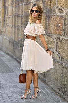 Ma Petite By Ana Off The Shoulder 3