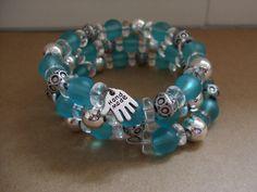 Armband in een van mijn lievelingskleuren Pandora Charms, Charmed, Bracelets, Jewelry, Wristlets, Jewlery, Jewerly, Schmuck, Jewels