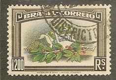 Brazil Scott 452 Coffee Used - bidStart (item 46884013 in Stamps, Latin & South America... Brazil)
