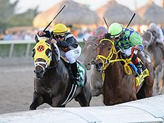 April 16, 2014 - Bejarano Picks Up Derby Mount on Wildcat Red